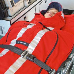 Wärmeerhalt bei Patienten